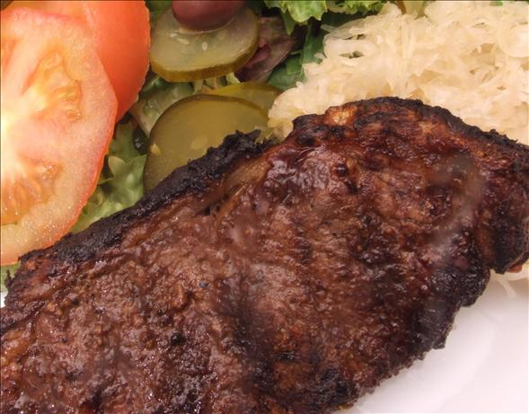 Grilled Beer Steak