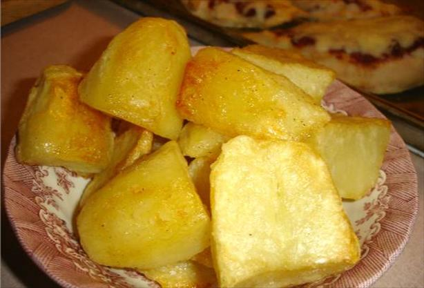 Perfect Traditionally English Roast Potatoes