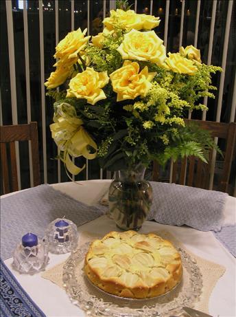 Very Fine German Apple Cake