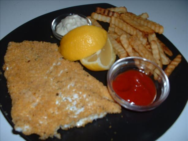 Low Fat Fish Fingers
