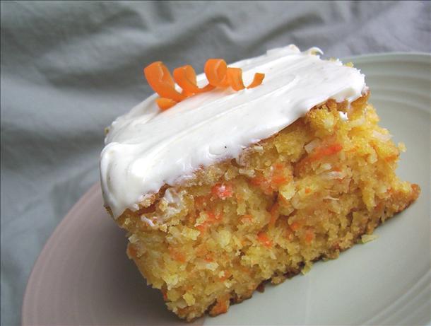 Phenomenal Carrot Cake