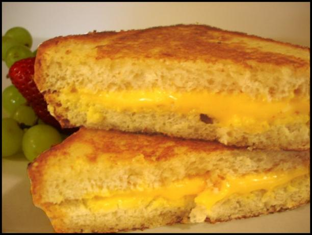 Grilled Cheese, Diner Style