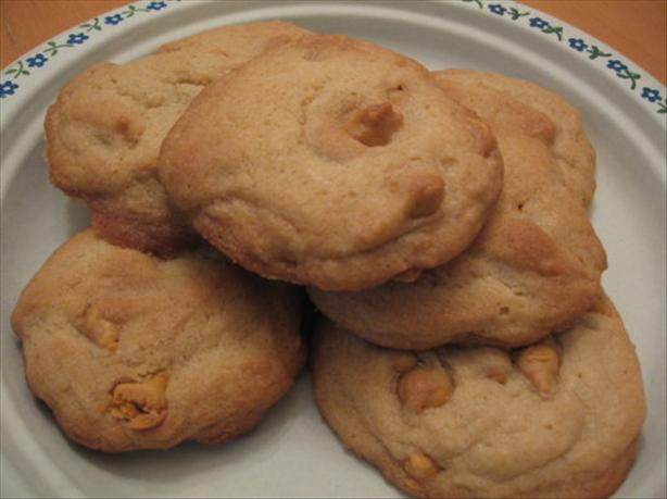 Sweet Butterscotch Chip Cookies