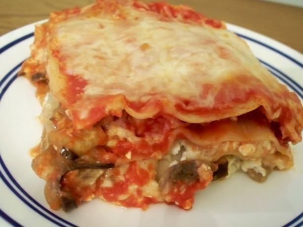Eggplant (Aubergine) Lasagna