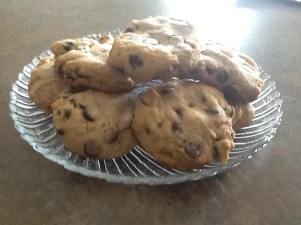 Splenda Blend -- Chocolate Chip Cookies