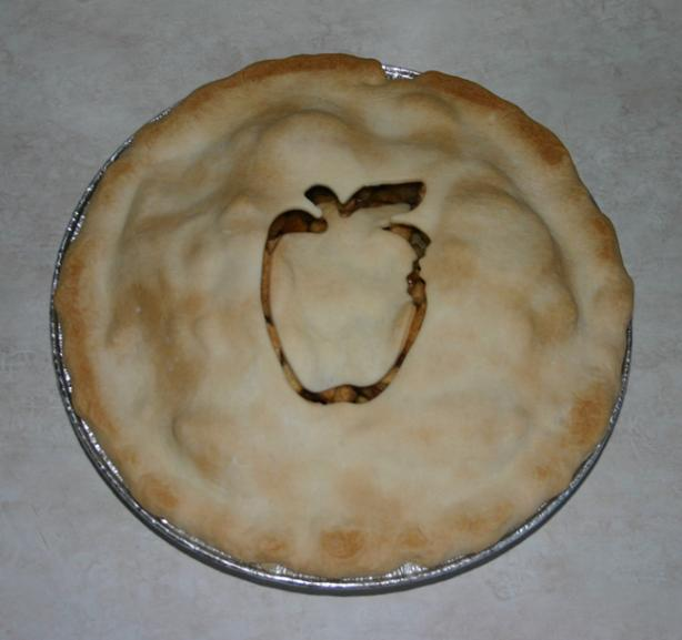 Cousin Jim's Amazing Apple Pie