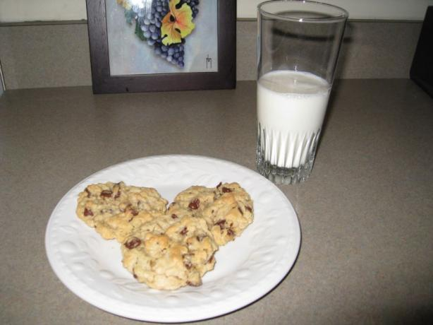 Mrs. Williams' Chocolate Chip Cookies