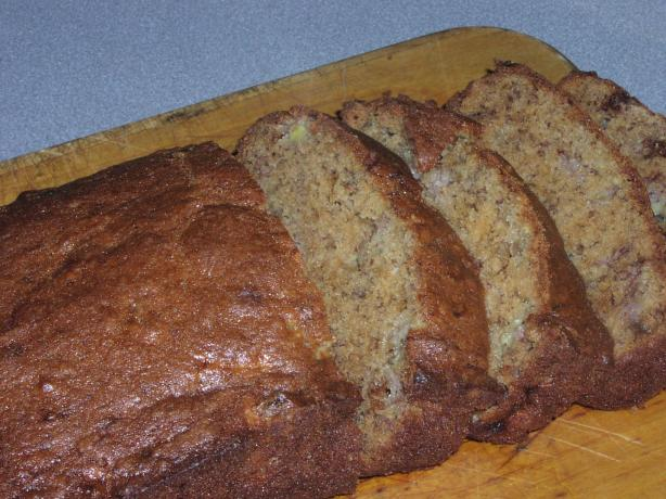 Banana Bread.... Banana Bomb Bread