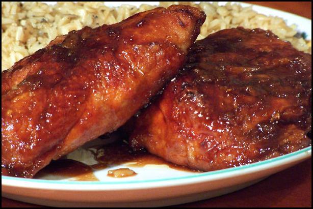 Sticken Chicken
