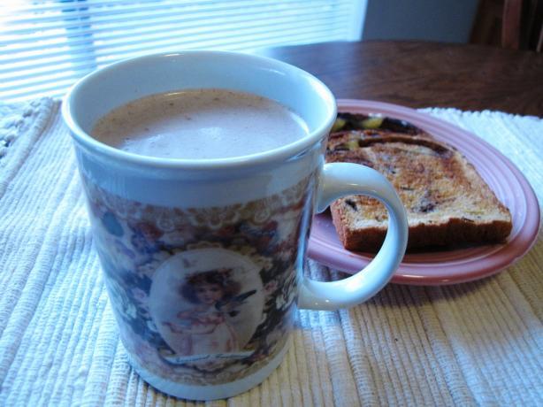 Hot Chai Ovaltine or Cocoa