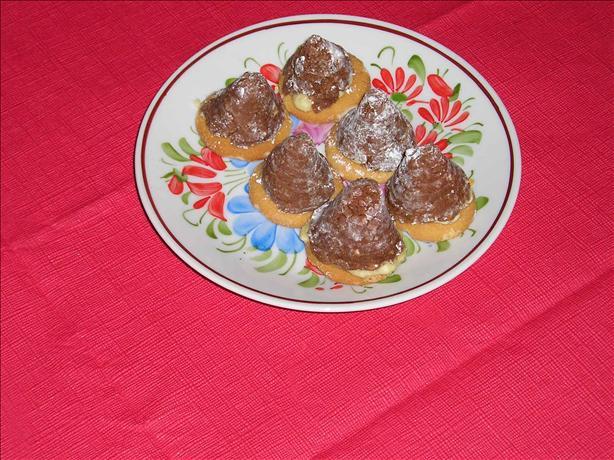 Vosi Hnizda (Czech Christmas Sweets)