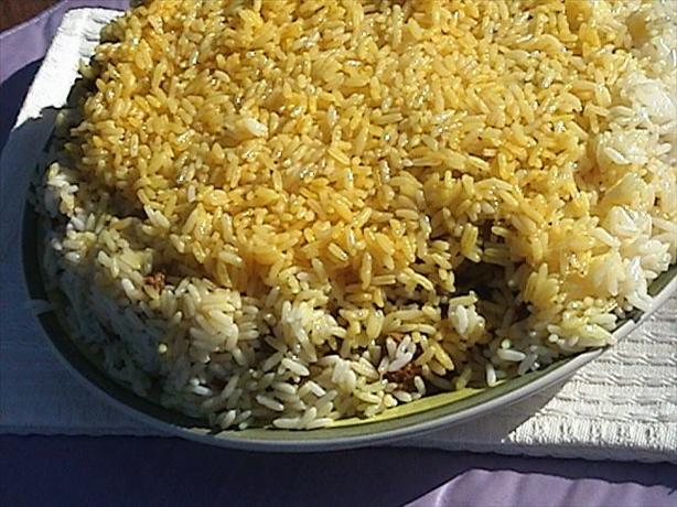 Rhonda's Iranian Rice