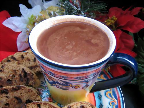 Stevia Hot Chocolate