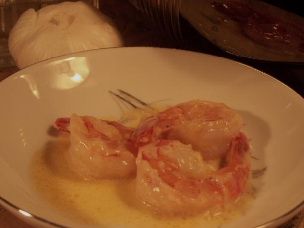 Sambuca Shrimp