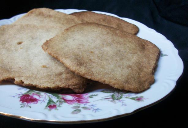 Ginger Ice Cream Sandwiches