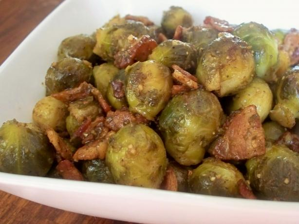 Worcestershire Brussels Sprouts
