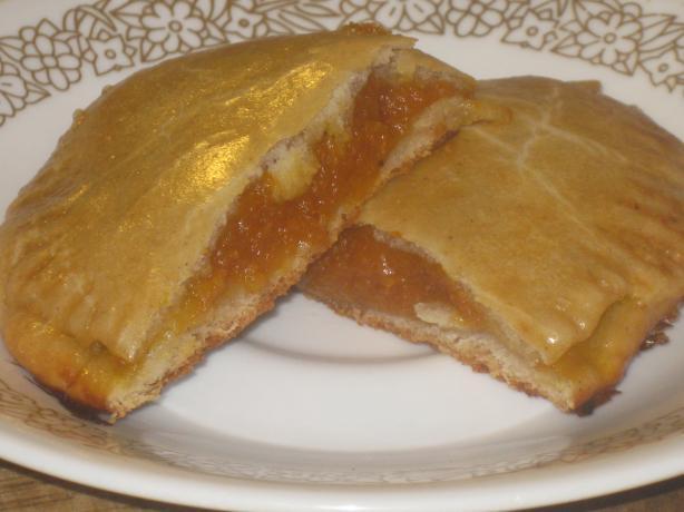 Cinnamon-Pumpkin Empanadas ( Empanadas De Calabazas)