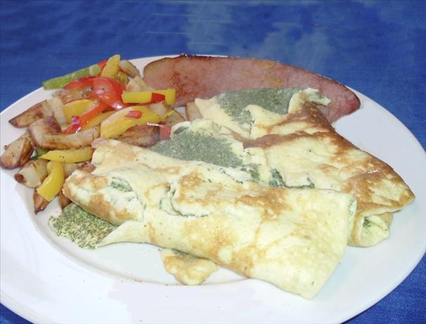 French Herbed Omelette
