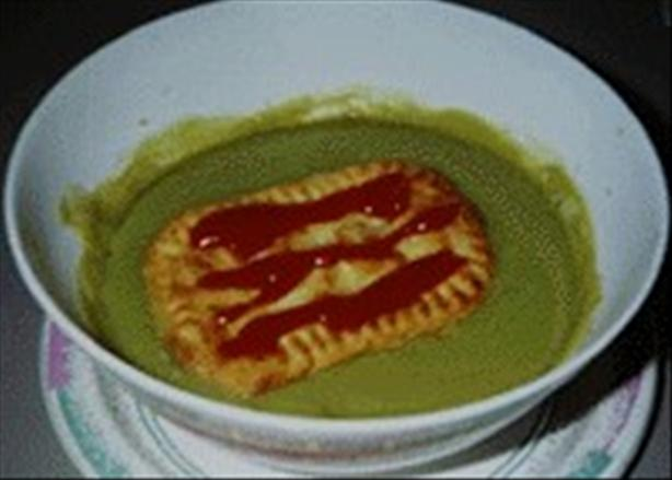 Pea Soup Floater