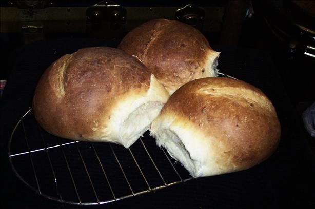 Buttermilk Cheese Bread