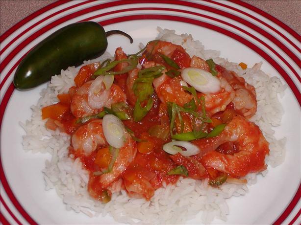 Shrimp Sauce Piquant