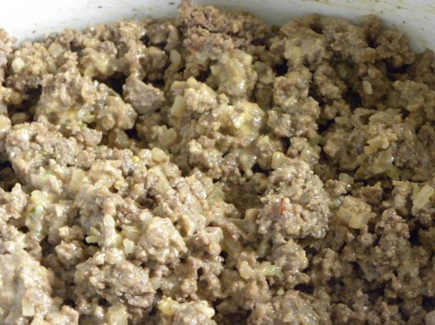 Crock Pot Cheeseburgers