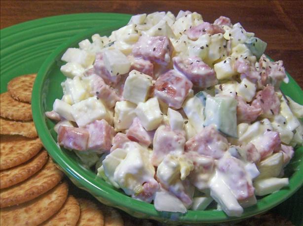 Fleischsalat (Meat Salad)