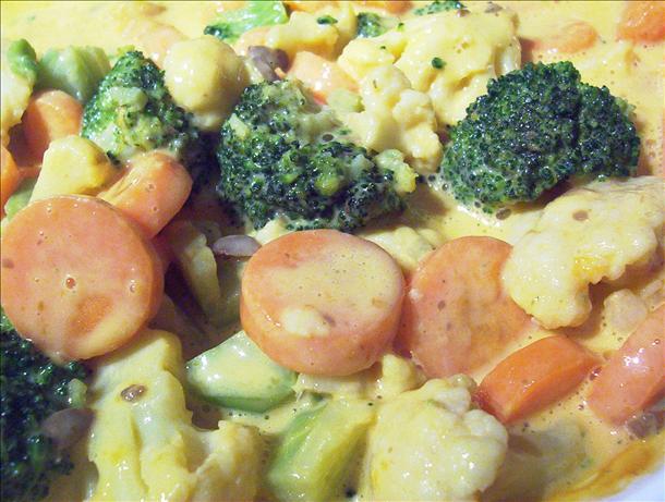 Mimi's Excellent Cheesy Vegetables