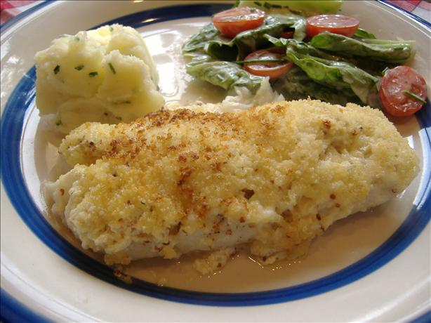 Baked Fish from Iceland