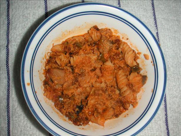 Chorizo & Chicken Casserole
