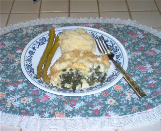 Another Chicken Florentine