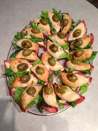 Kelly's Party Finger Sandwiches