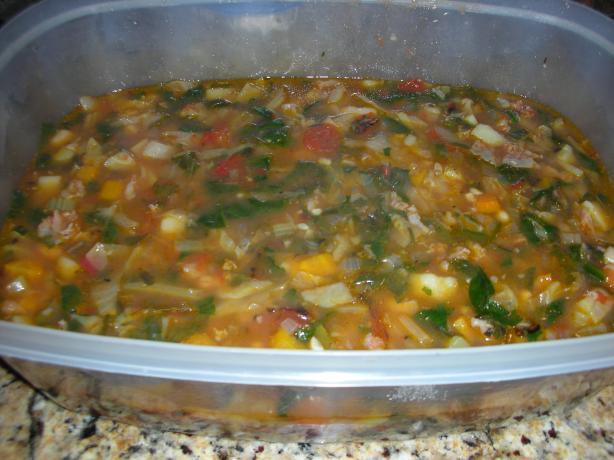 Tuscan Delight Soup - Bobby Flay