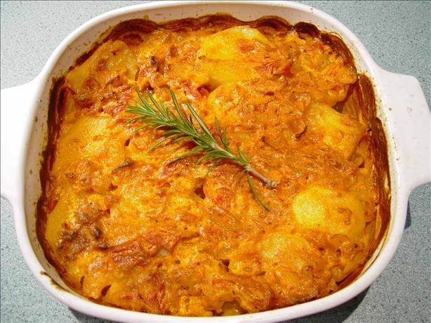 Potatoes Paprika