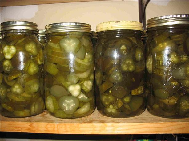 16 Day Pickles