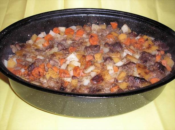 Hearty Oven Stew