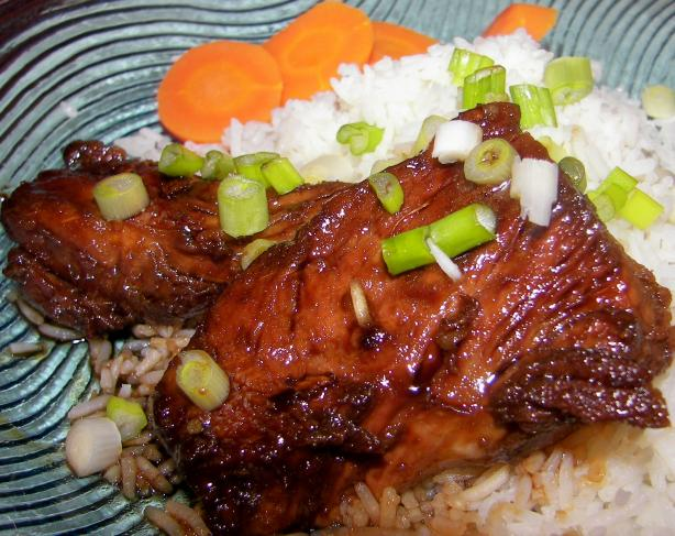 Caramelised Soy Pork Tenderloin