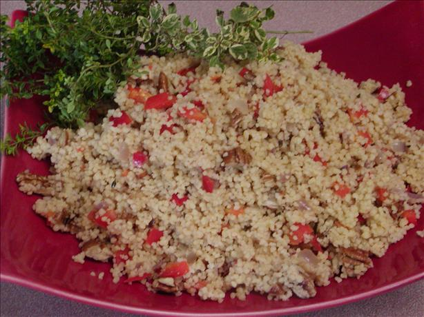 Couscous With Cashews and ....