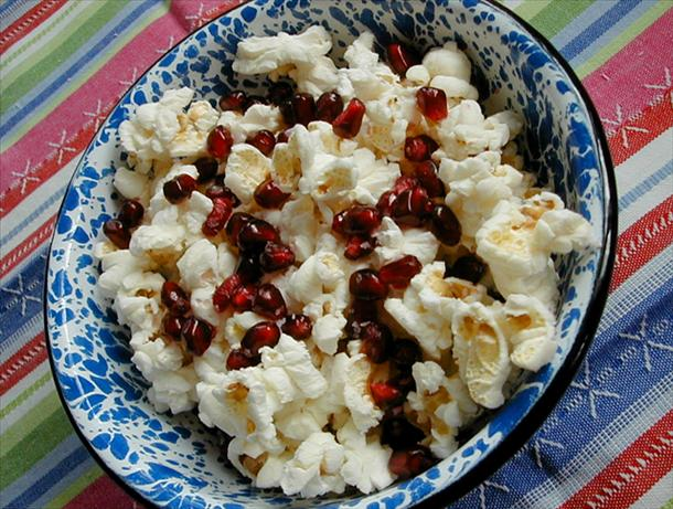 Pomegranate & Popcorn