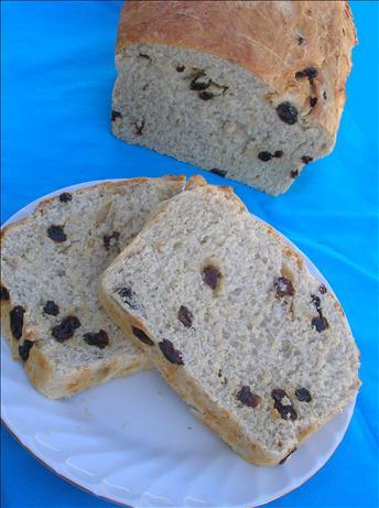 Rum Raisin Bread