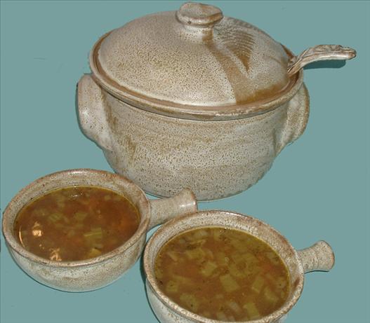 Great Mushroom Barley Soup