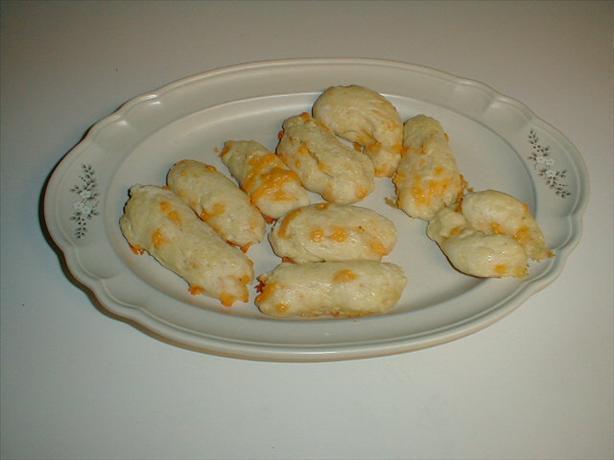 Rachel's Cheesy Pretzels