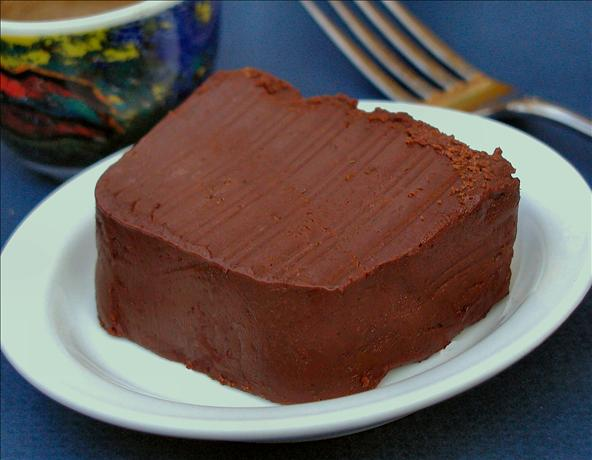 No-cook Chocolate Mascarpone Cake