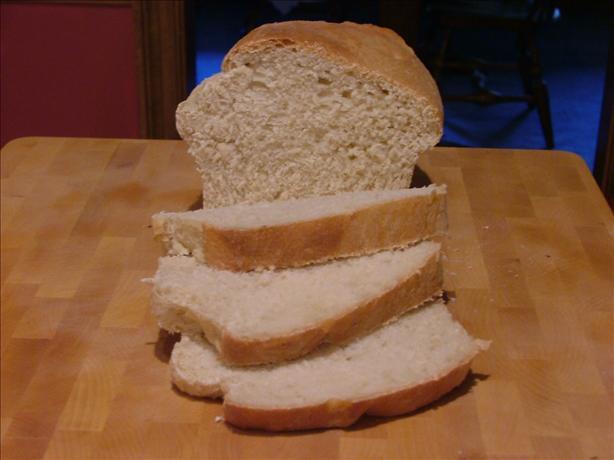 Buttermilk Oatmeal Bread