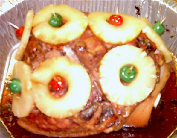 Grandmag's Baked Christmas Ham