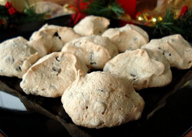 Meringue Cookies or Cloud Cookies