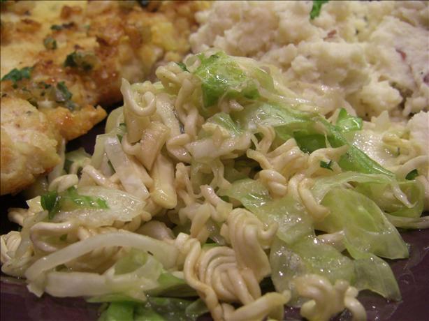 Lizann's Oriental Cabbage Salad