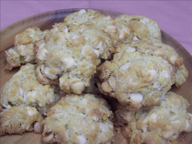 Coconut Chip Cookies (for 2)