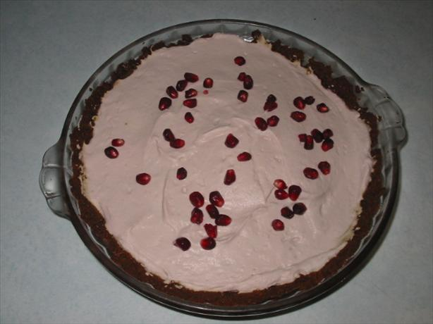Pomegranate Pie