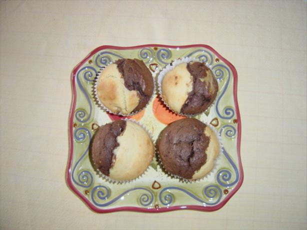 Two-tone Muffins